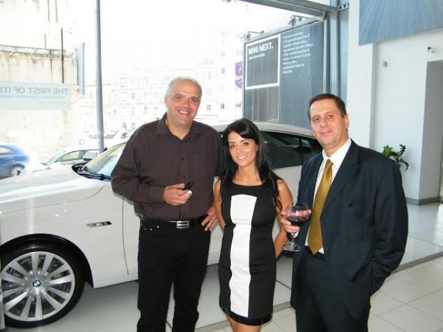 BMW 5 Series Press Launch