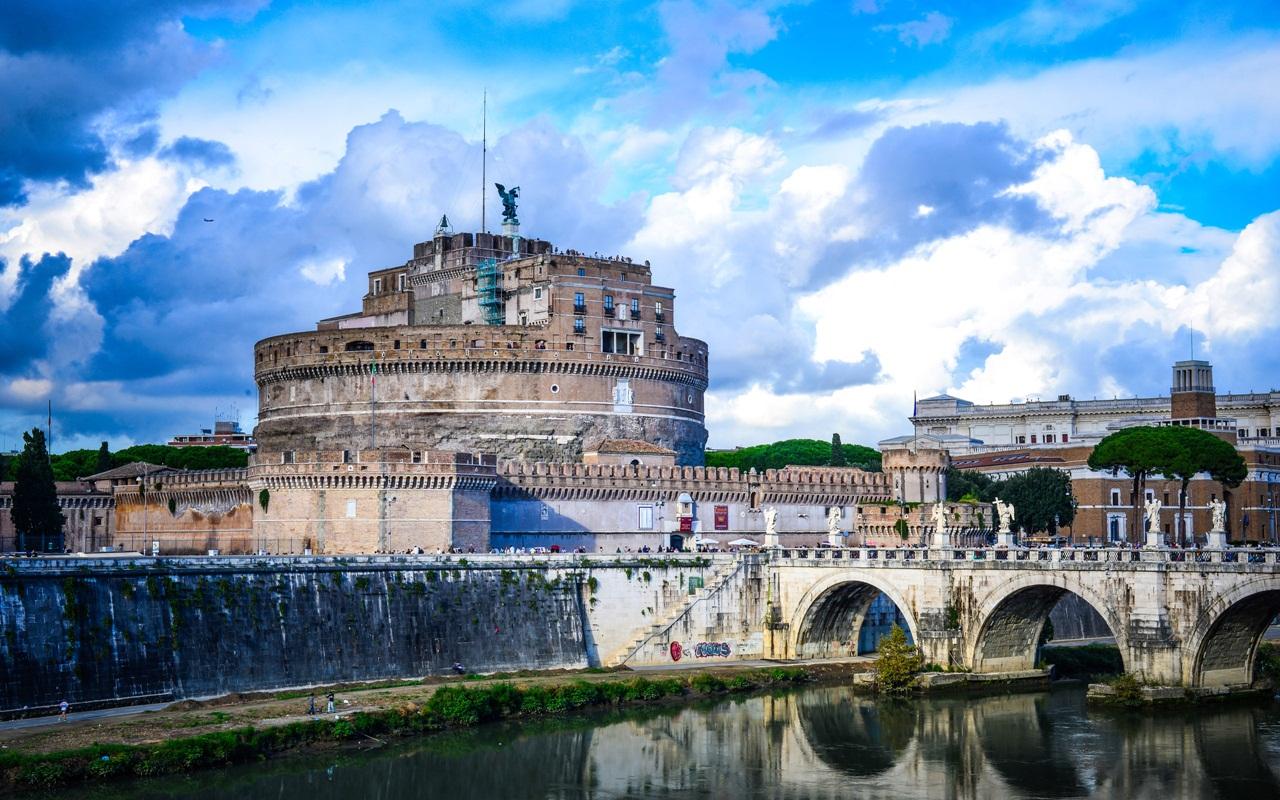 Castel-Sant-Angelo-Rome