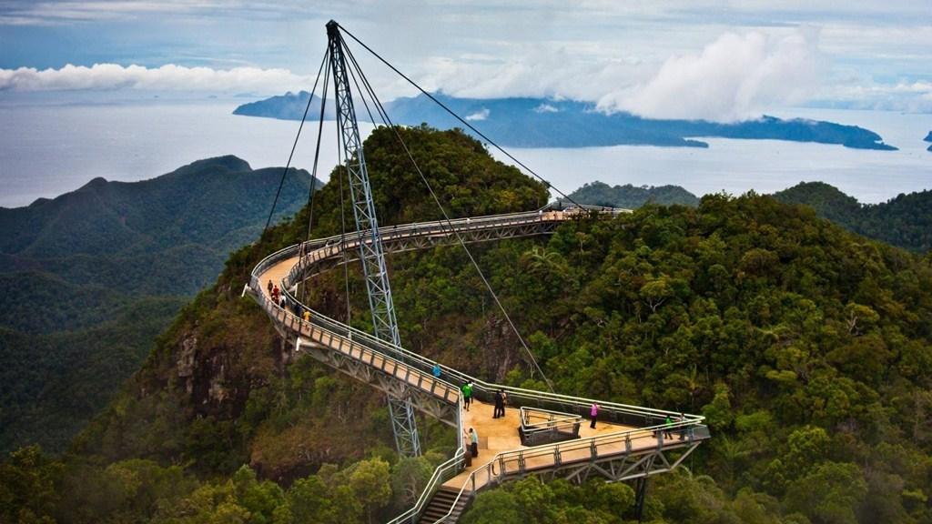 Sky Bridge - Langkawi - Malaysia