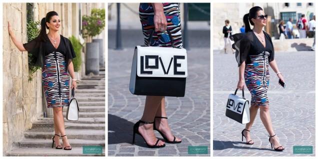 Grazielle Camilleri Malta Fashion Week Blogger