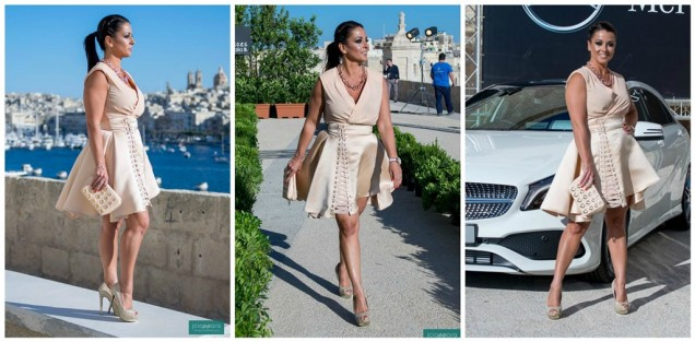 Grazielle Camilleri blogger Malta UK