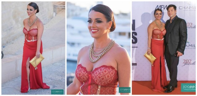 Malta Fashion Awards 2016 Grazielle Camilleri blogger