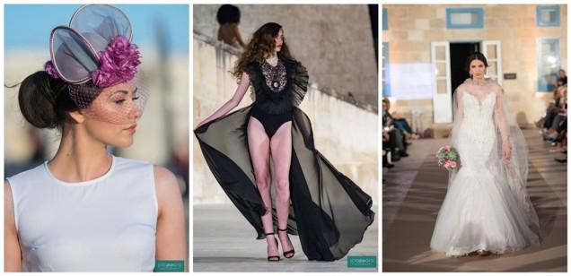 malta fashion week Grazielle Camilleri