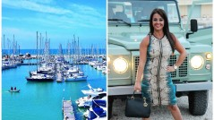 Grazielle Camilleri travel blogger