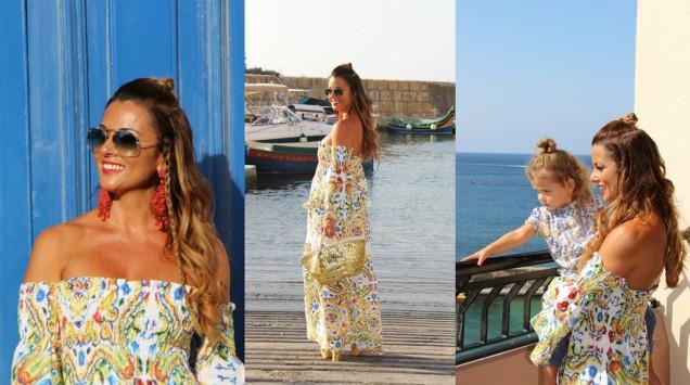 Grazielle Camilleri in Gozo