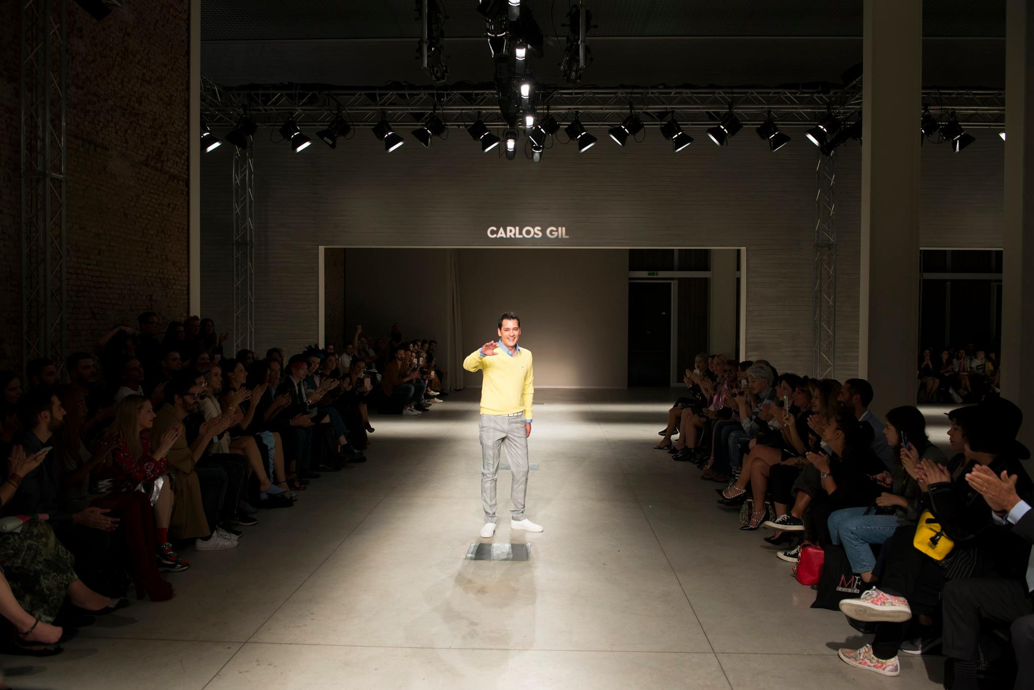 carlos gil milan fashion week 15