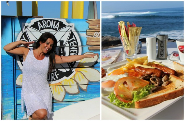 grazielle surfing or food. who is the winner?