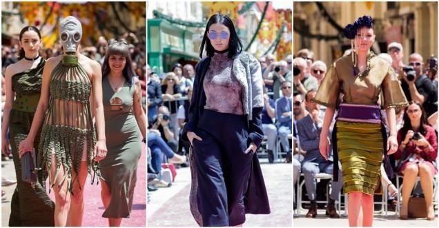 New Designer Fashion Week Grazielle Camilleri