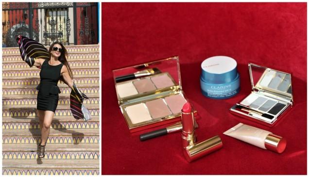 Clarins Malta Makeup Review