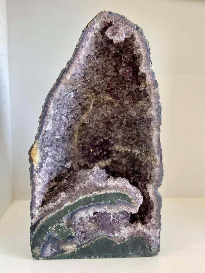 Graz_Amethyst Geode